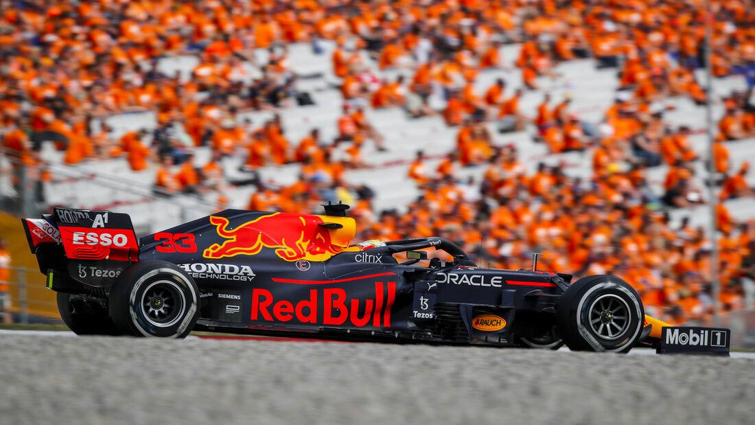 Max Verstappen - Red Bull - GP Österreich 2021 - Spielberg - Rennen