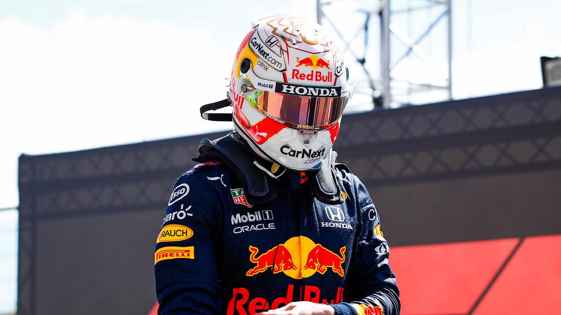 Max Verstappen - Red Bull - GP Portugal - Portimao - 1. Mai 2021