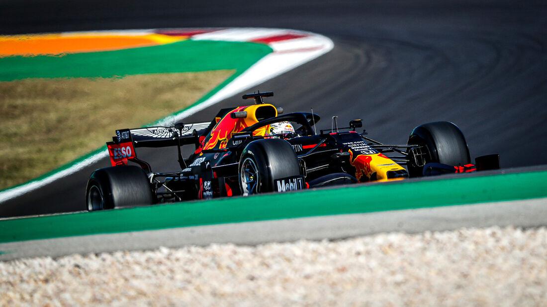 Max Verstappen - Red Bull - GP Portugal - Portimao