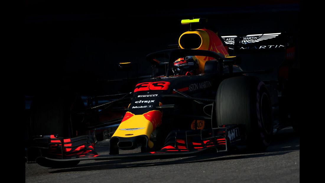 Max Verstappen - Red Bull - GP Russland 2018 - Sotschi - Qualifying