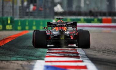 Max Verstappen - Red Bull - GP Russland 2019 - Sotschi