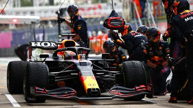 Max Verstappen - Red Bull - GP Russland 2021 - Sotschi