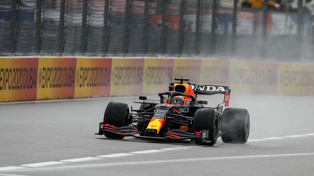 Max Verstappen - Red Bull - GP Russland 2021 - Sotschi - Samstag