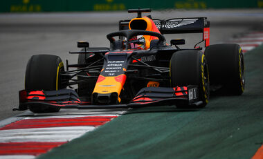 Max Verstappen - Red Bull - GP Russland - Sotschi - Formel 1 - Freitag - 27.9.2019