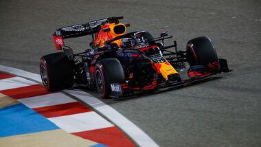Max Verstappen - Red Bull - GP Sakhir 2020 - Bahrain