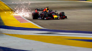 Max Verstappen - Red Bull - GP Singapur 2019 - Qualifying