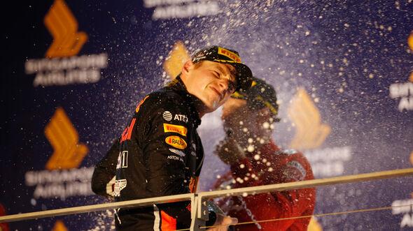 Max Verstappen - Red Bull - GP Singapur 2019 - Rennen