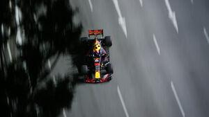 Max Verstappen - Red Bull - GP Singapur - Formel 1 - Freitag - 15.9.2017