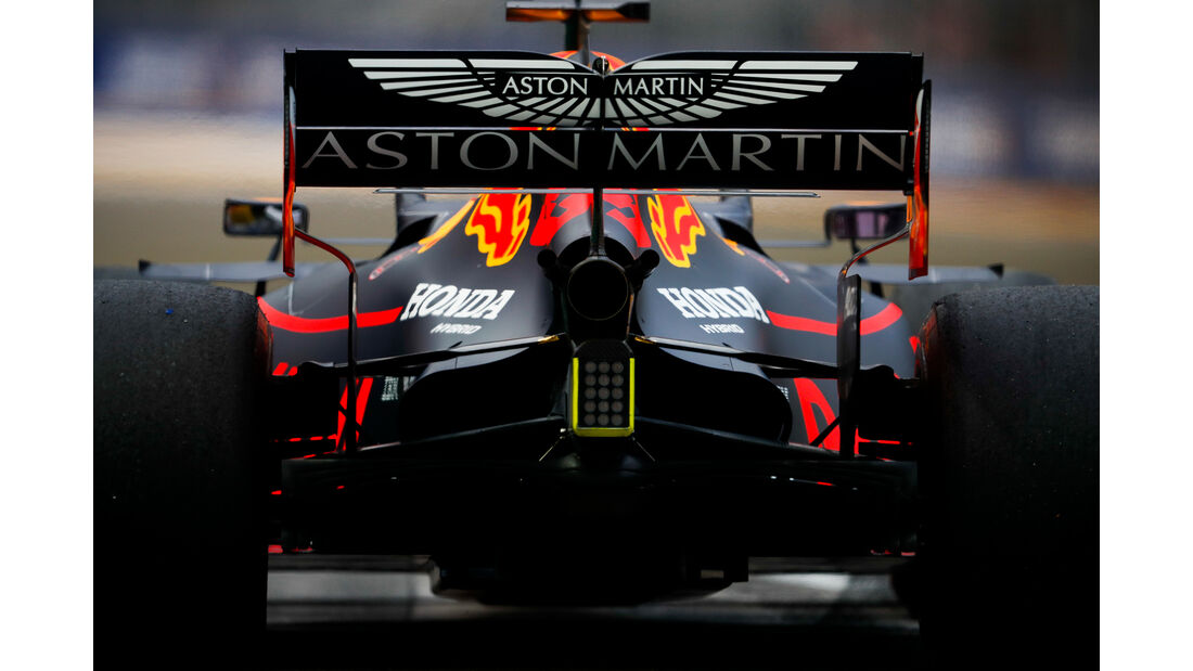 Max Verstappen - Red Bull - GP Singapur - Formel 1 - Freitag - 20.9.2019