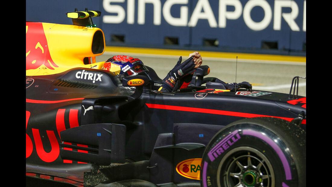 Max Verstappen - Red Bull - GP Singapur - Qualifying
