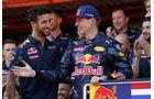 Max Verstappen - Red Bull - GP Spanien 2016 - Barcelona - Sonntag - 15.5.2016