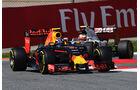 Max Verstappen - Red Bull - GP Spanien 2016 - Qualifying - Samstag - 14.5.2016