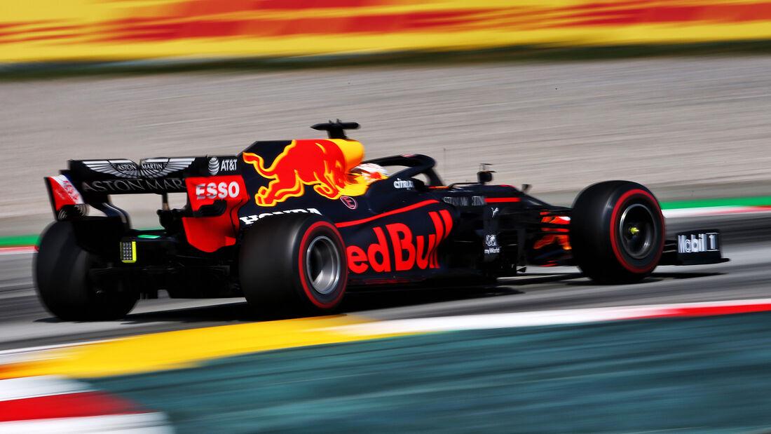 Max Verstappen - Red Bull - GP Spanien 2020 - Barcelona