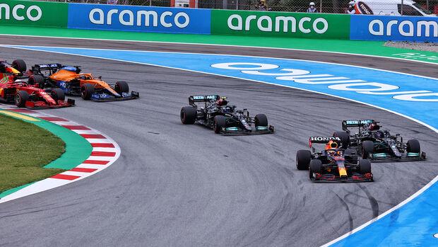 Max Verstappen - Red Bull - GP Spanien 2021