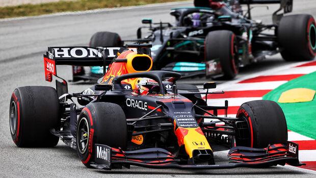 Max Verstappen - Red Bull - GP Spanien 2021 - Barcelona