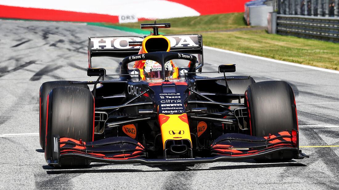 Max Verstappen - Red Bull - GP Steiermark 2021 - Spielberg
