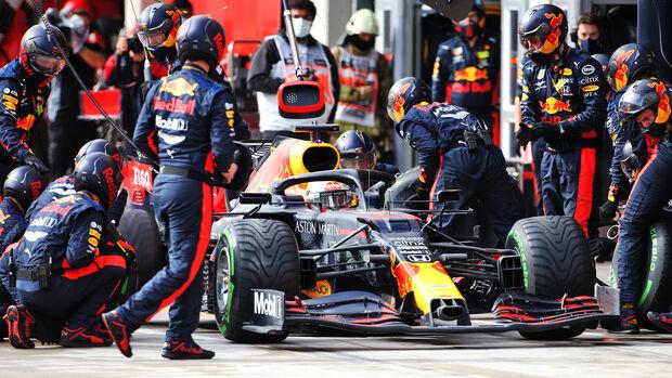 Max Verstappen - Red Bull - GP Türkei 2020 - Istanbul
