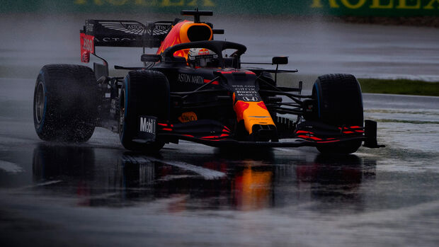 Max Verstappen - Red Bull - GP Türkei 2020 - Istanbul - Qualifying