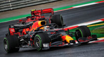 Max Verstappen - Red Bull - GP Türkei 2020 - Istanbul - Rennen