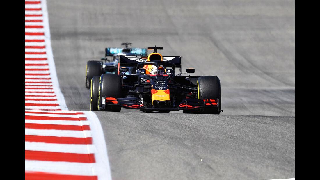 Max Verstappen - Red Bull - GP USA 2019 - Austin