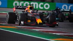 Max Verstappen - Red Bull - GP USA 2021 - Austin