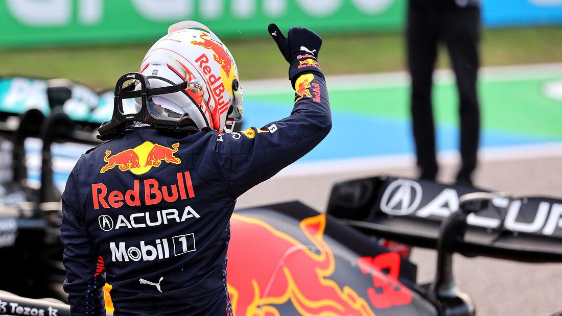Max Verstappen - Red Bull - GP USA - Austin - Samstag - 23.10.2021