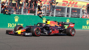 Max Verstappen - Red Bull - GP Ungarn 2019 - Budapest