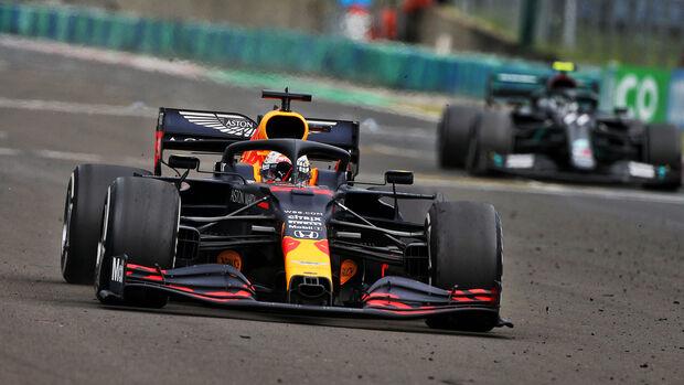 Max Verstappen - Red Bull - GP Ungarn 2020
