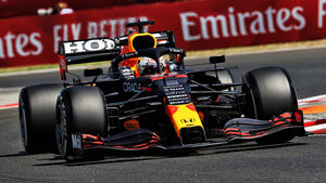Max Verstappen - Red Bull - GP Ungarn 2021 - Budapest