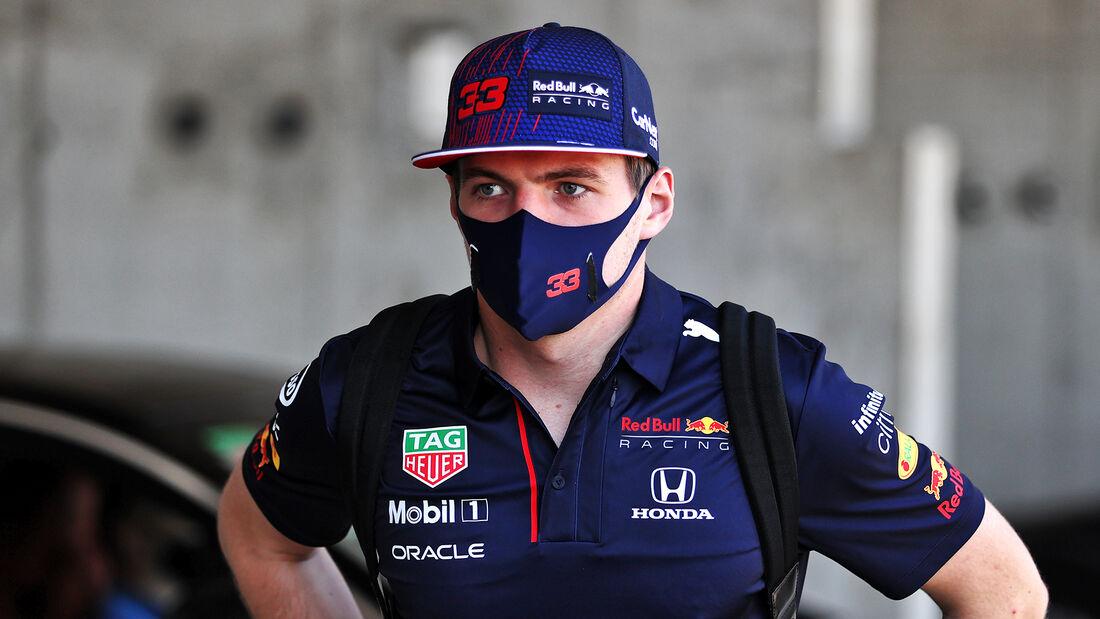 Max Verstappen - Red Bull - GP Ungarn - Budapest - Donnerstag - 29. Juli 2021