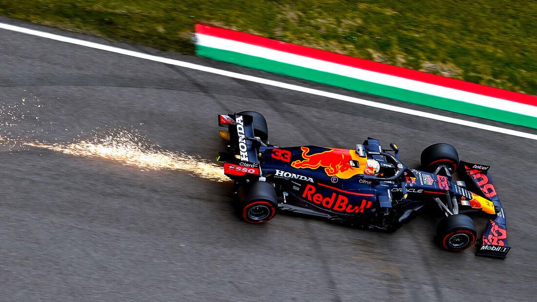 Max Verstappen - Red Bull - Imola - Formel 1 - GP Emilia Romagna - 17. April 2021