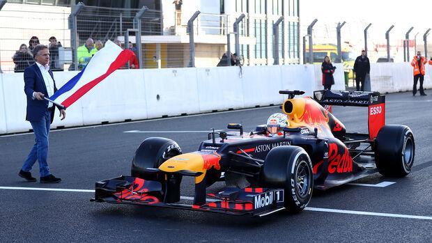Max Verstappen - Red Bull RB8 - Zandvoort -Formel 1 - Showrun - 2020