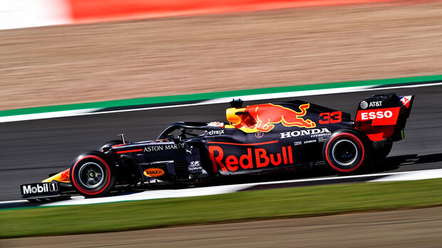 Max Verstappen - Red Bull - Silverstone