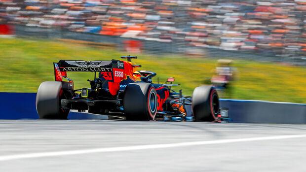 Max Verstappen - Red Bull - Spielberg 2019