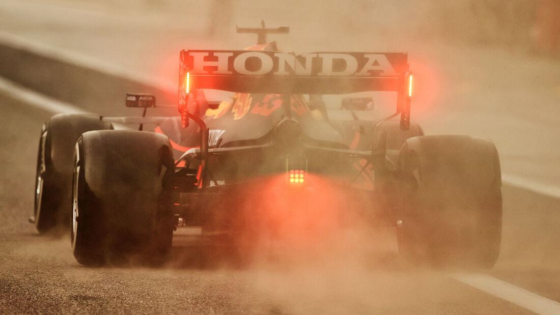 Max Verstappen - Red Bull - Test - Formel 1 - Bahrain - 12. März 2021