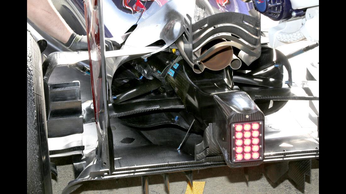 Max Verstappen - Toro Rosso - Barcelona - Formel 1-Test - 1. März 2016