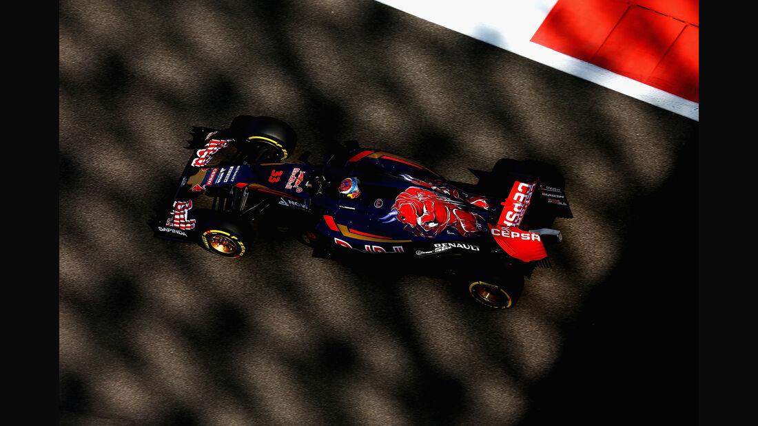 Max Verstappen - Toro Rosso - Formel 1 - GP Abu Dhabi - 27. November 2015