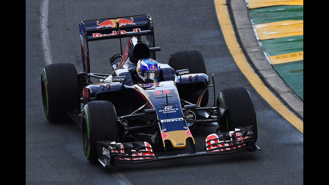 Max Verstappen - Toro Rosso - Formel 1 - GP Australien - Melbourne - 18. März 2016
