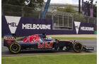 Max Verstappen - Toro Rosso - Formel 1 - GP Australien - Melbourne - 19. März 2016