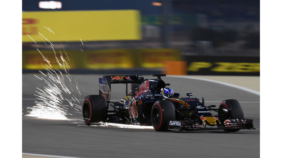 Max Verstappen - Toro Rosso - Formel 1 - GP Bahrain - 2. April 2016