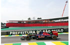 Max Verstappen - Toro Rosso - Formel 1 - GP Brasilien- 13. November 2015