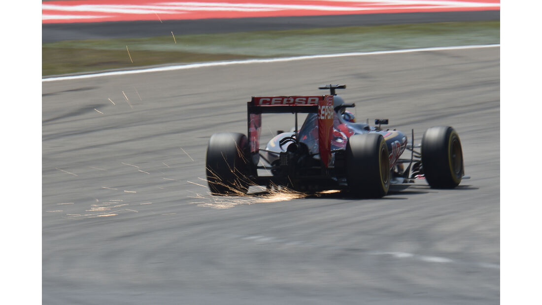 Max Verstappen - Toro Rosso - Formel 1 - GP China - Shanghai - 11. April 2015
