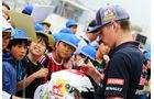Max Verstappen - Toro Rosso - Formel 1 - GP Japan - Suzuka - 2. Oktober 2014