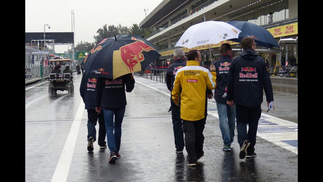 Max Verstappen - Toro Rosso - Formel 1 - GP Mexico - 28. Oktober 2015