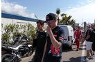 Max Verstappen - Toro Rosso  - Formel 1 - GP Monaco - Mittwoch - 20. Mai 2015