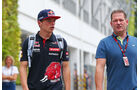 Max Verstappen - Toro Rosso - Formel 1 - GP Singapur - 17. September 2015