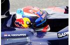Max Verstappen - Toro Rosso - Formel 1-Test - Barcelona - 21. Februar 2015