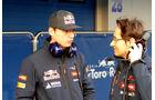 Max Verstappen - Toro Rosso - Formel 1-Test - Jerez - 3. Februar 2015