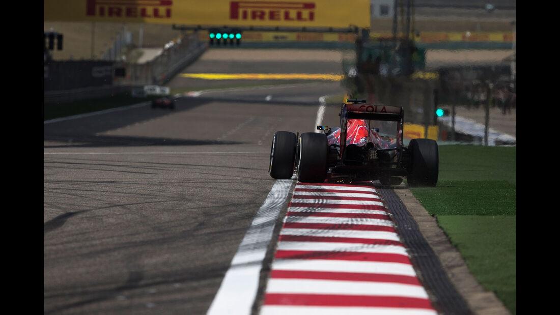 Max Verstappen - Toro Rosso - GP China - Shanghai - Freitag - 15.04.2016