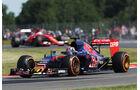 Max Verstappen - Toro Rosso - GP England - Silverstone - Freitag - 3.7.2015